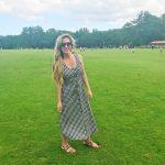 gingham dress target