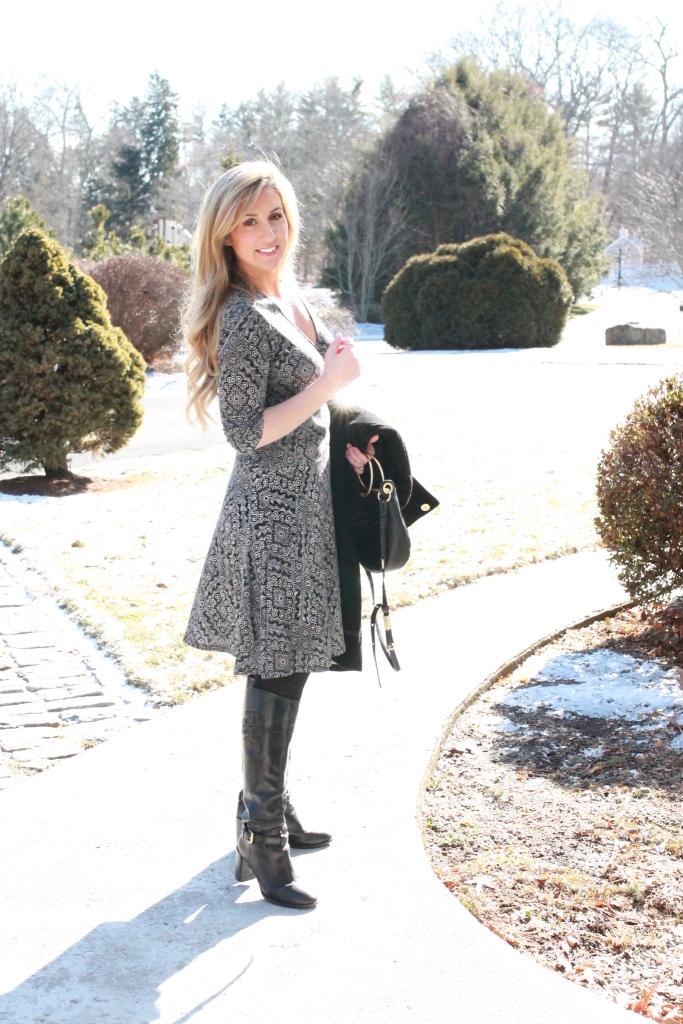garnet hill wrap dress