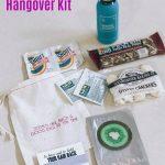 DIY Bachelorette Hangover DIY