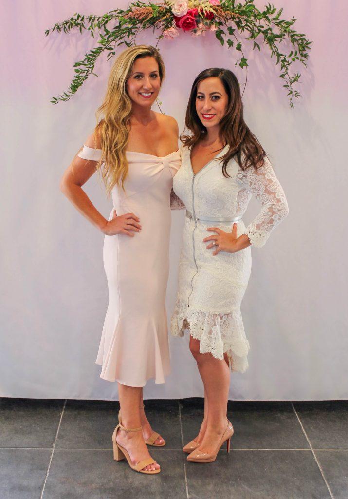bridal shower ideas pink photo backdrop brianne johanson