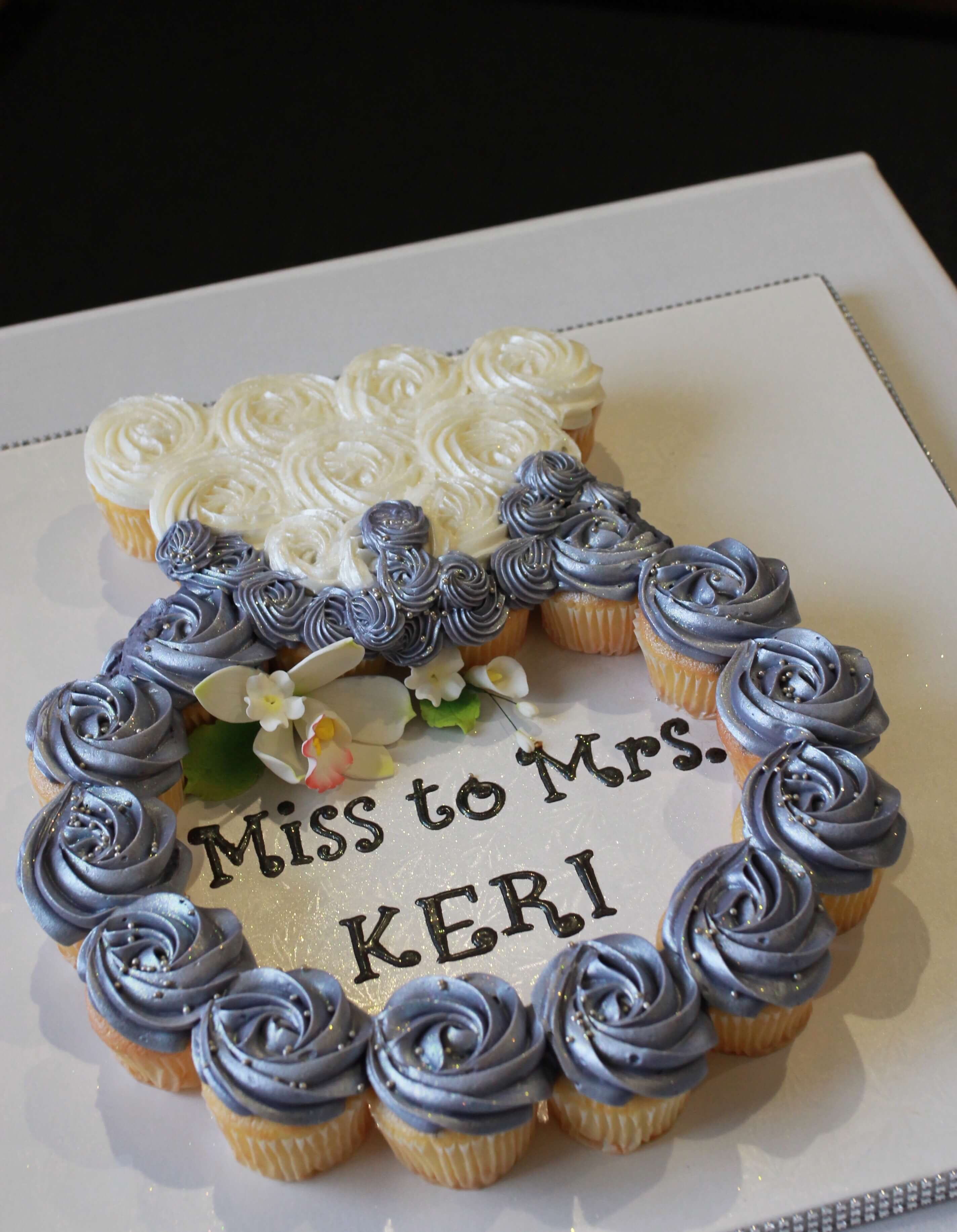 wood drink stirrers bridal shower engagement ring cupcake bridal shower dessert idea cake miss to mrs